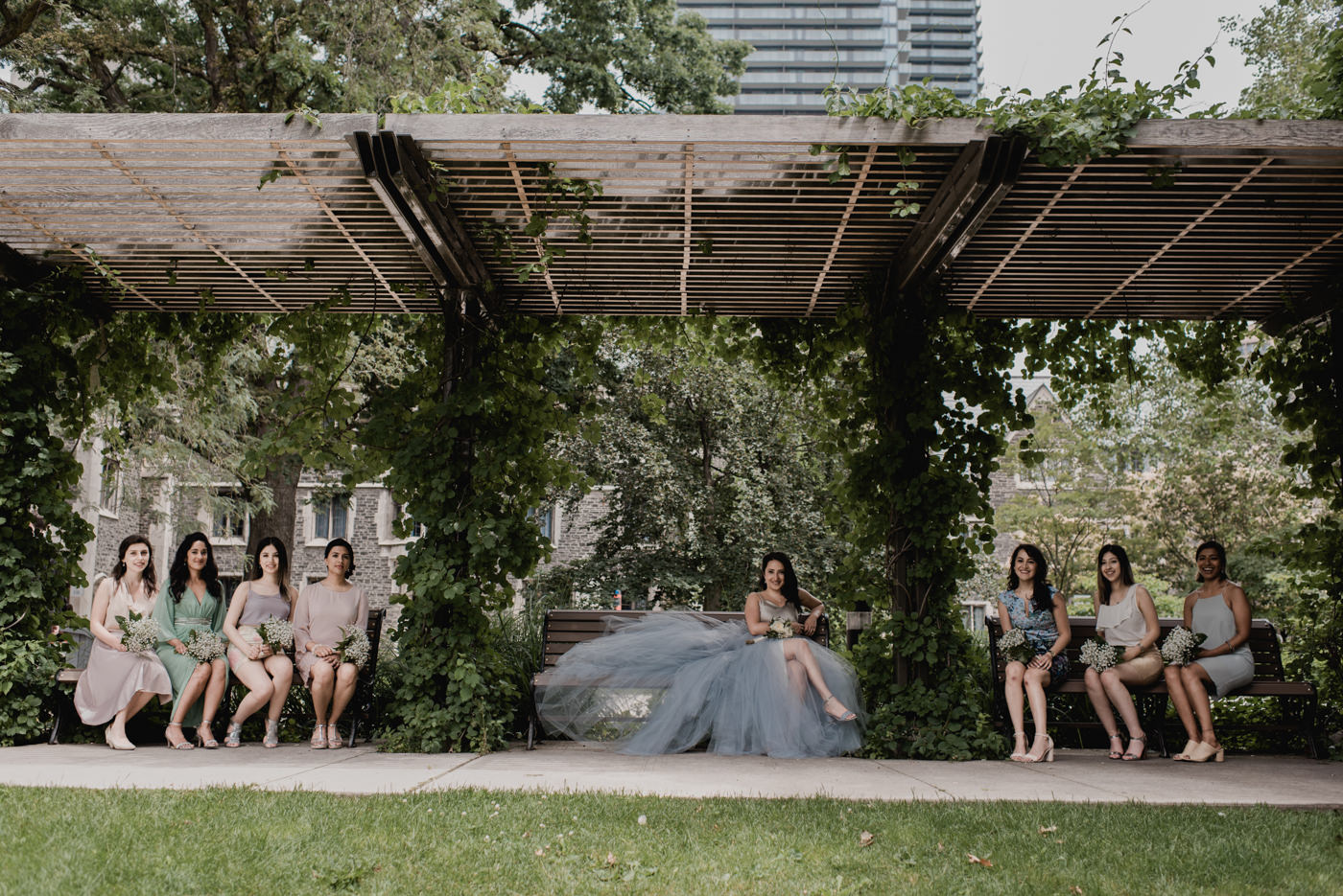 Spadina Museum Wedding