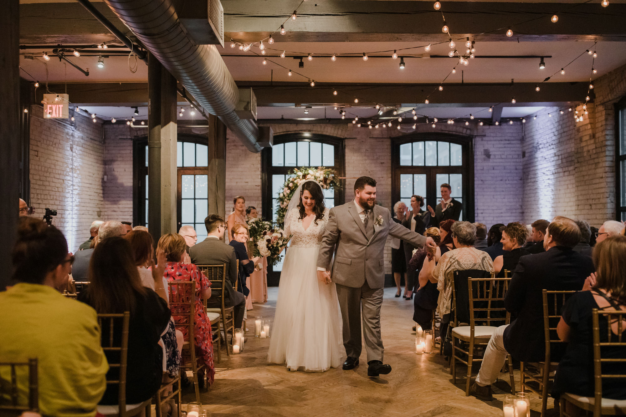 Storys Building Wedding